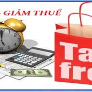 Giảm 30% thuế TNDN đối với một số doanh nghiệp