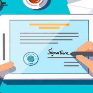 Hướng dẫn ký số vào file bản khai,hợp đồng với phần mềm Foxit Reader